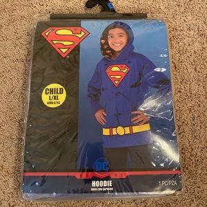 DC Comics Costumes - DC Superman Hoodie!